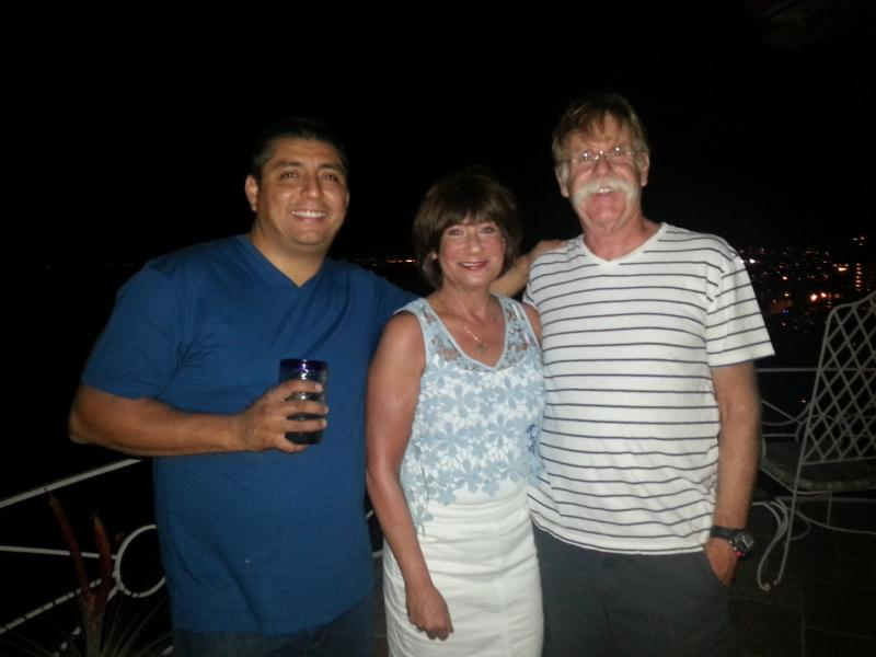 Humberto, Barbara & Jerry