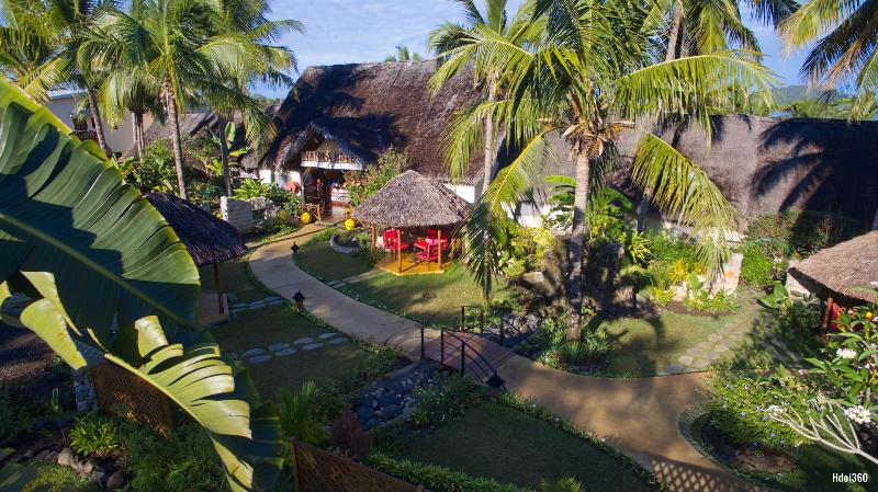 VANILA HOTEL & SPA ***SUP  NOSY BE MADAGASCAR, holiday rental in Andilana