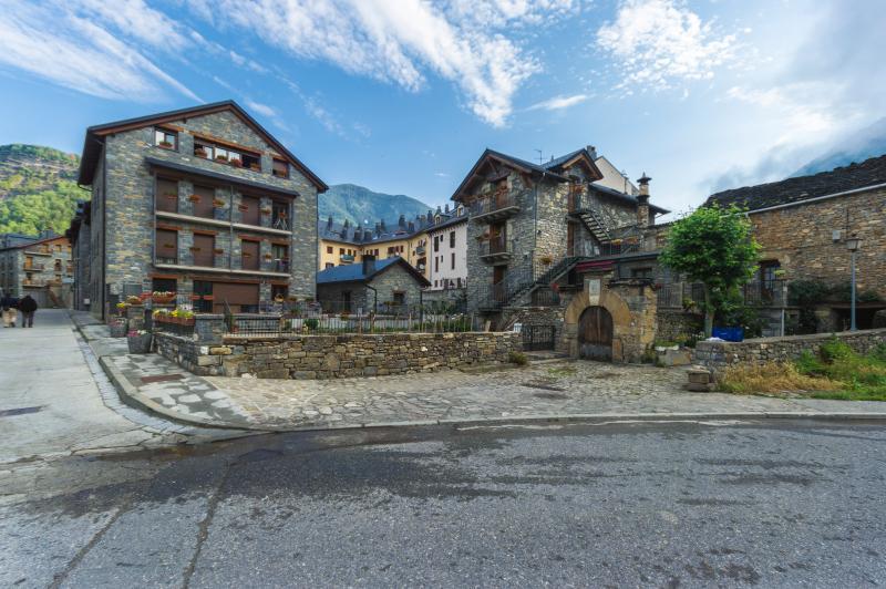 Apartamentos Casa Juaneta Pirineo-Ordesa, holiday rental in Broto