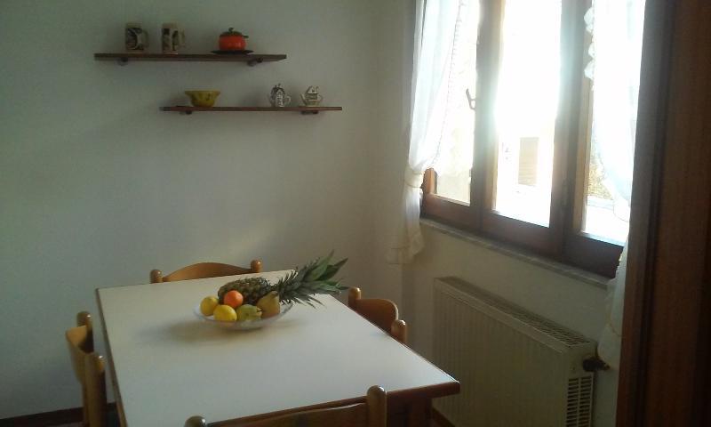 cucina, zona pranzo