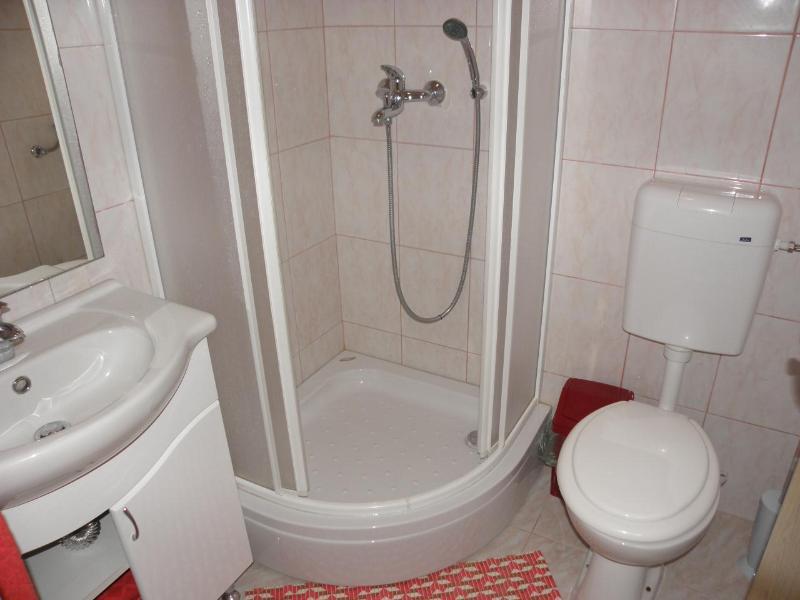 A1 Crveni (2+2): bathroom with toilet