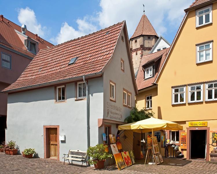 Ferienwohnung Hexenhaus, holiday rental in Obernburg