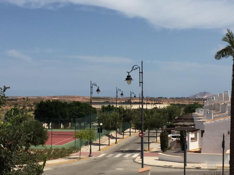 Vista do terraço do Villa vinte.