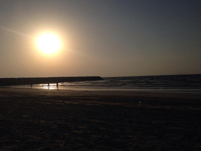 Perto do Mar Menor e algumas das melhores praias da Espanha.