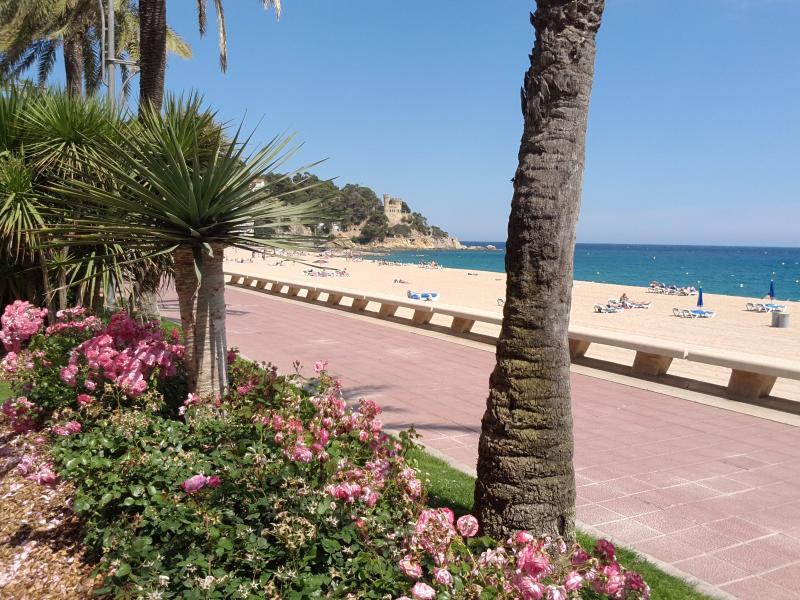 beach promenade, a 1-minute-walk from the apartment.