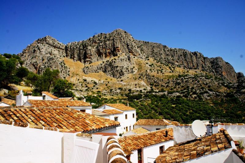 Vista del terraza