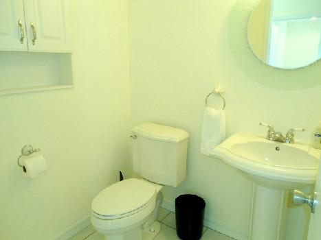 3rd toilet and washroom.