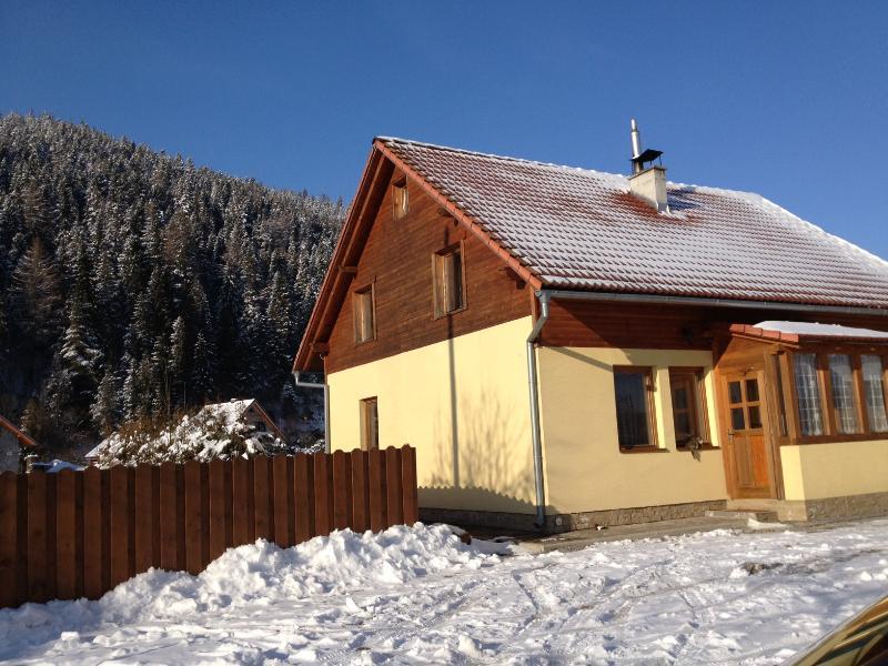 Chata Teo - ubytovanie na oravskej dedine, holiday rental in Oravsky Biely Potok