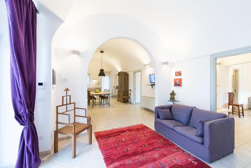 Masseria il Mandorlo Fiorito VILLA FICO: 4 La più bella della Valle D'Itria., alquiler de vacaciones en Ceglie Messapica