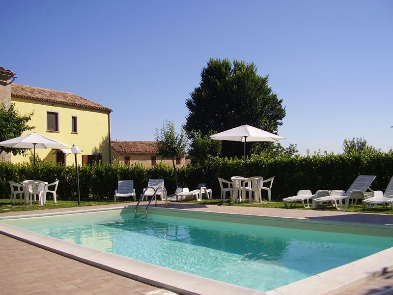 Agriturismo L'Olmo di Casigliano, vacation rental in Cessapalombo