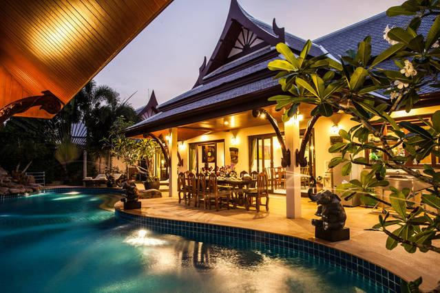 Villa Saifon 1 - Three Bedroom Luxury Pool Villa, holiday rental in Ao Nang