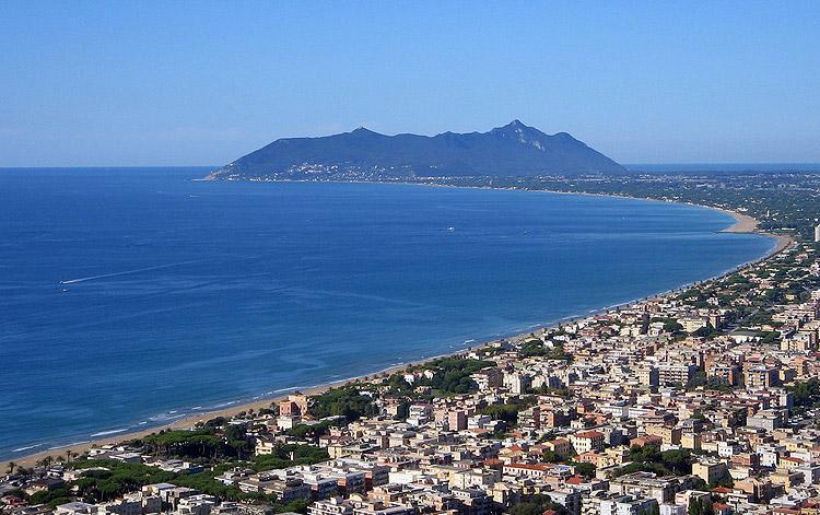 Terracina - panorama