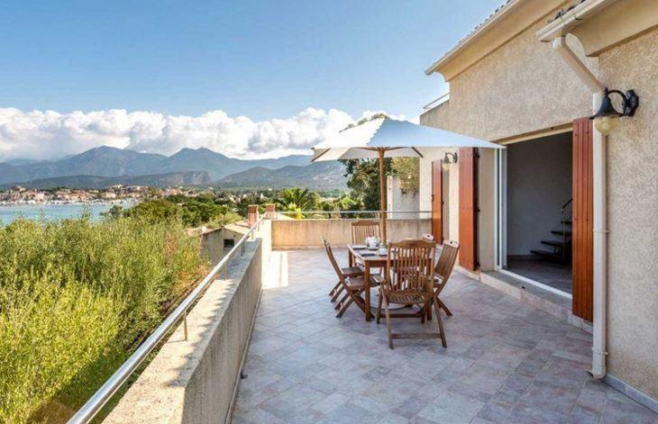 Villa nel golfo di Saint Florent, vacation rental in Saint Florent