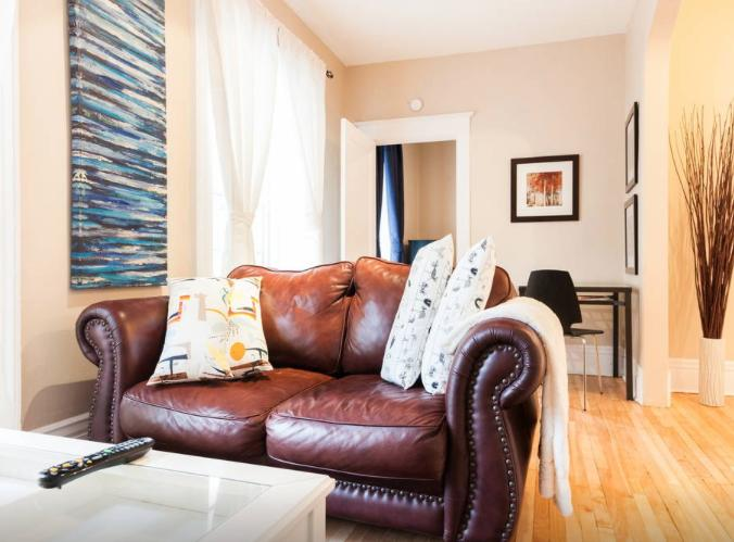 Luxurious and lovely apartment, vacation rental in Quebec City