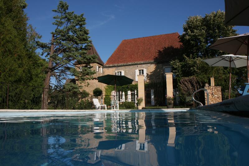 Domaine  du Bousquet, location de vacances à Tamnies