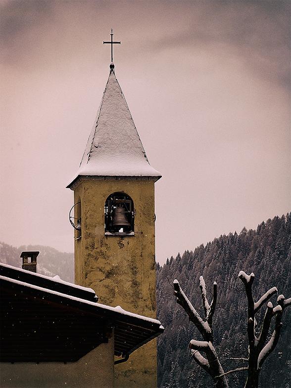 la chiesetta di S. Antonio di Mavignola