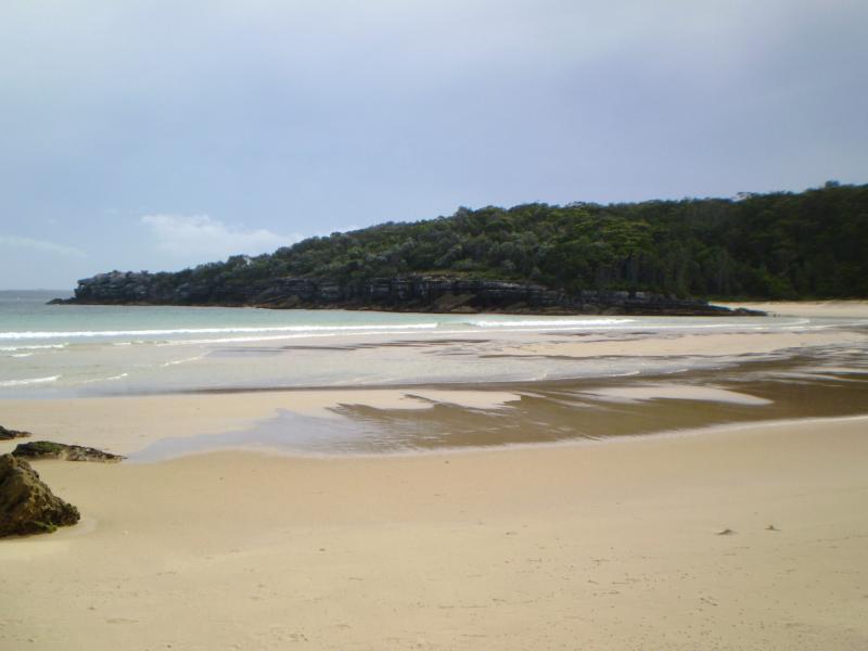 Target Beach