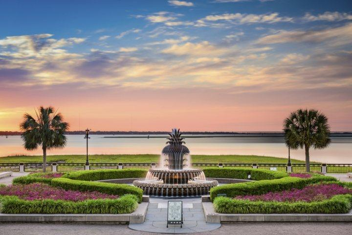 Charleston - voted #1 Travel Destination in the world - Travel & Leisure readers!
