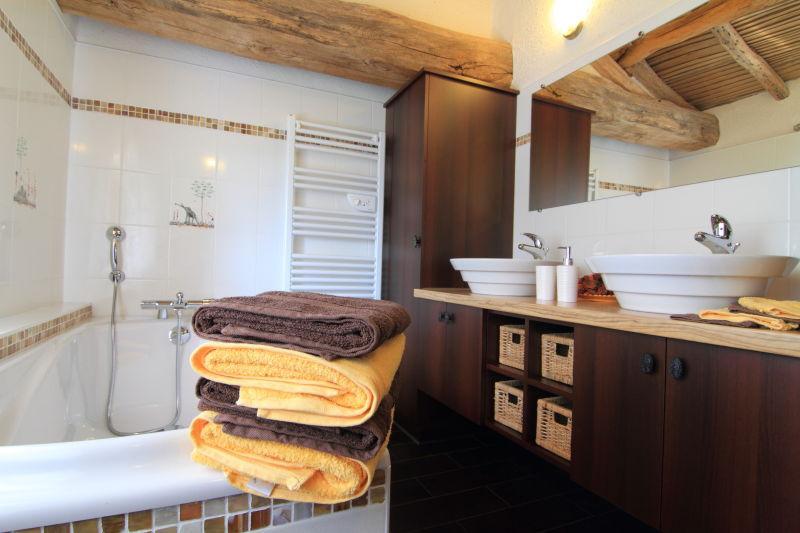salle de bains savane