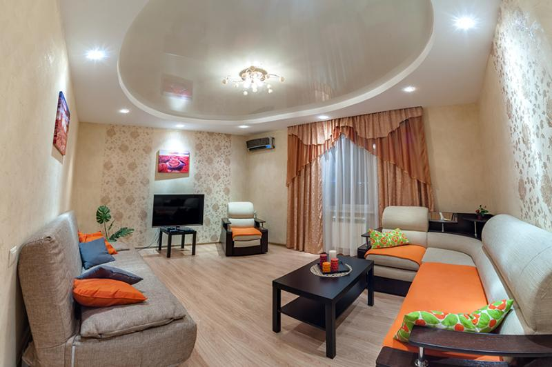 Apartments Aura, two-rooms apartment 'Comfort-2', holiday rental in Novosibirsk Oblast