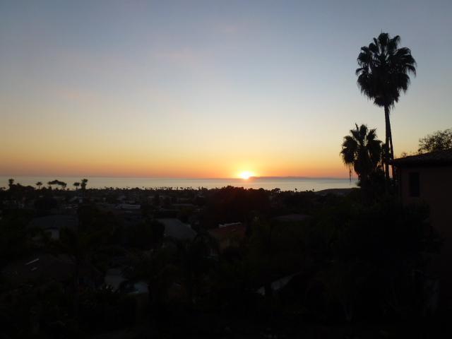 Hermosas puestas de sol