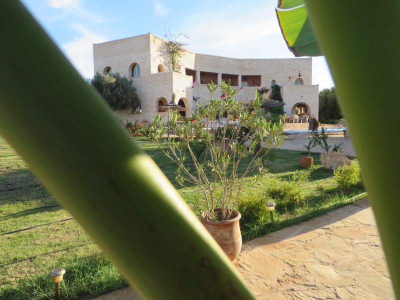 Private villa 7 rooms 21 persons swimming pool, holiday rental in Essaouira