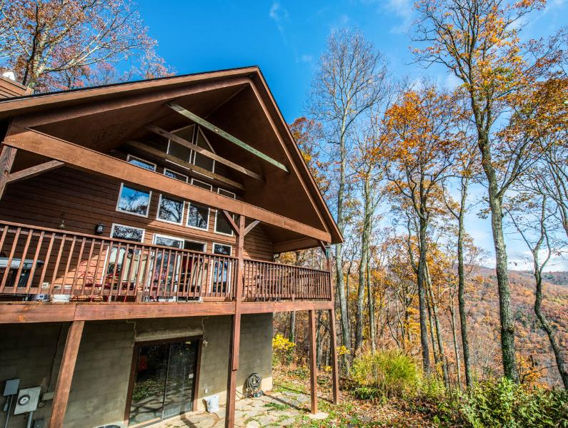 Fall At Chalet Quietude