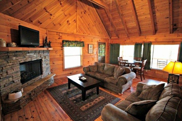 Welcome to Townsend Cabin #2, Pine Mountain!