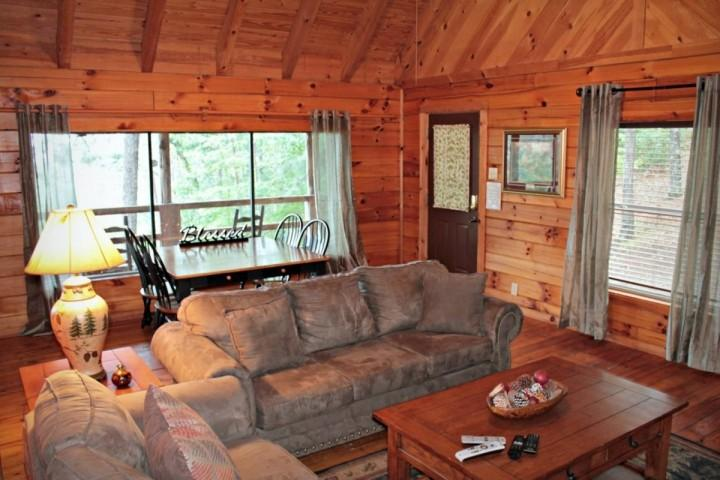 Welcome to Townsend Cabin #3, Mountain Gem!