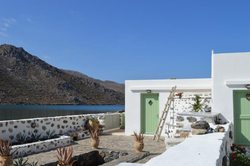 Iliahtida - Traditional Greenhouse, vacation rental in Diafani