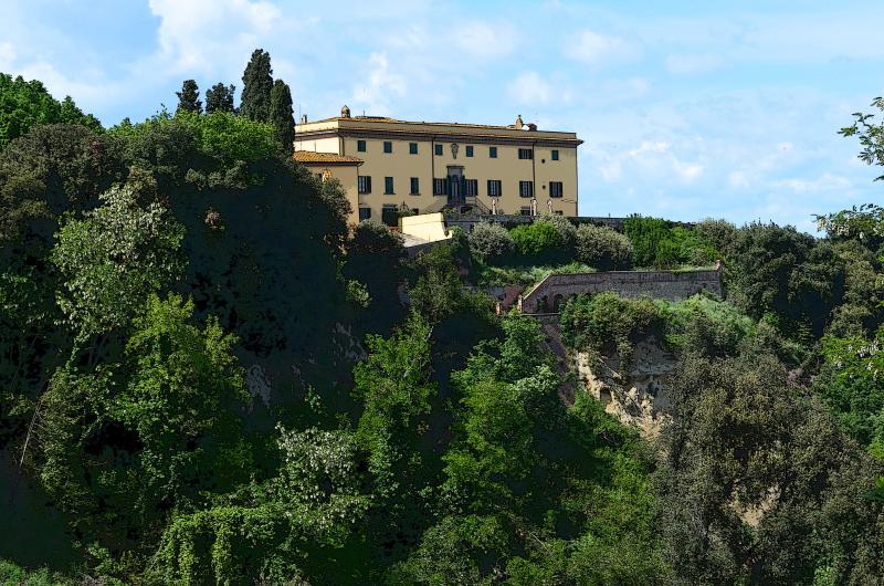 Villa Strozzi-Collegalli, holiday rental in Montaione