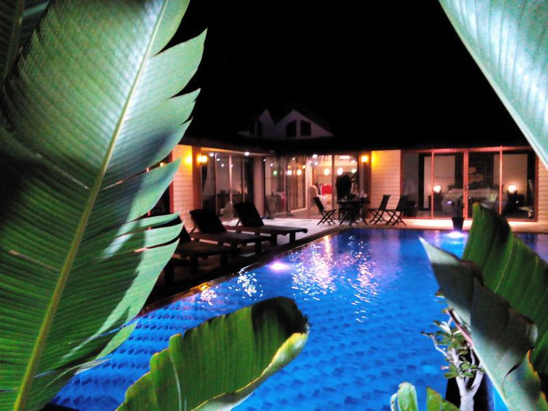Welcome to our beautiful Hua Hin Pool Villa. We trust you will enjoy your stay as much as we do.