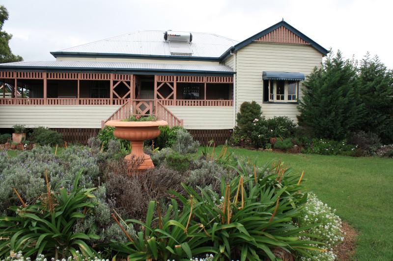 Bem-vindo PETS de Rosebank Homestead C 1905 em 200acres e somente o proprietário na parte inferior do jardim
