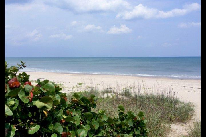 Hermosas playas del condado de Brevard!
