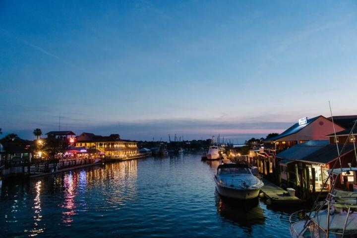 Shem Creek, South Carolina