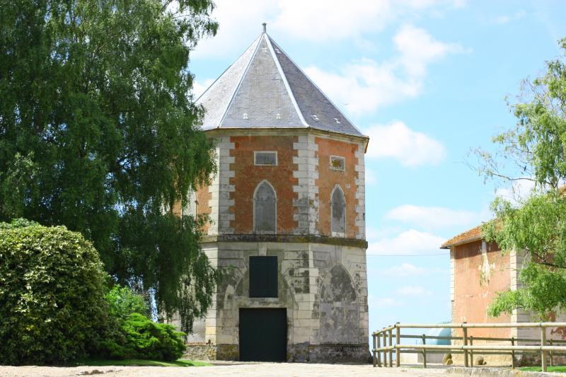 Gite du Grand Beauvoir (8 pers.) au coeur d'un grand corps de ferme, location de vacances à Montreuil-aux-Lions