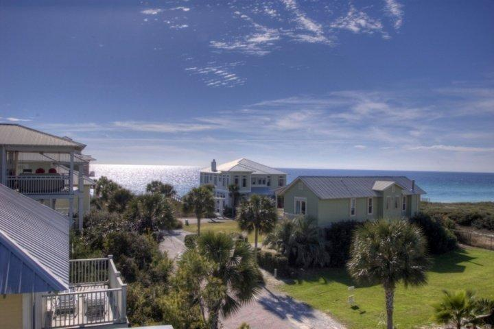 Beach Breeze is located just 50 yards from the beautiful white sand beaches of Walton County