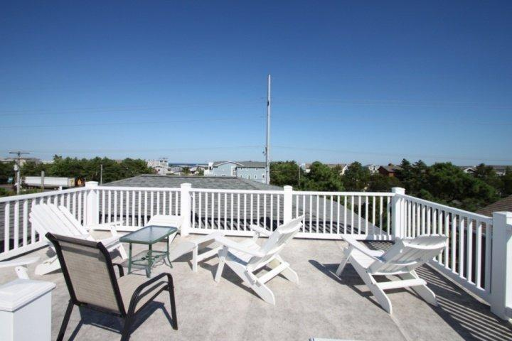 Roof Top Deck & Spacious Contemporary Home 3 Blocks to the Beach w/Free Golf, Wa, alquiler de vacaciones en South Bethany