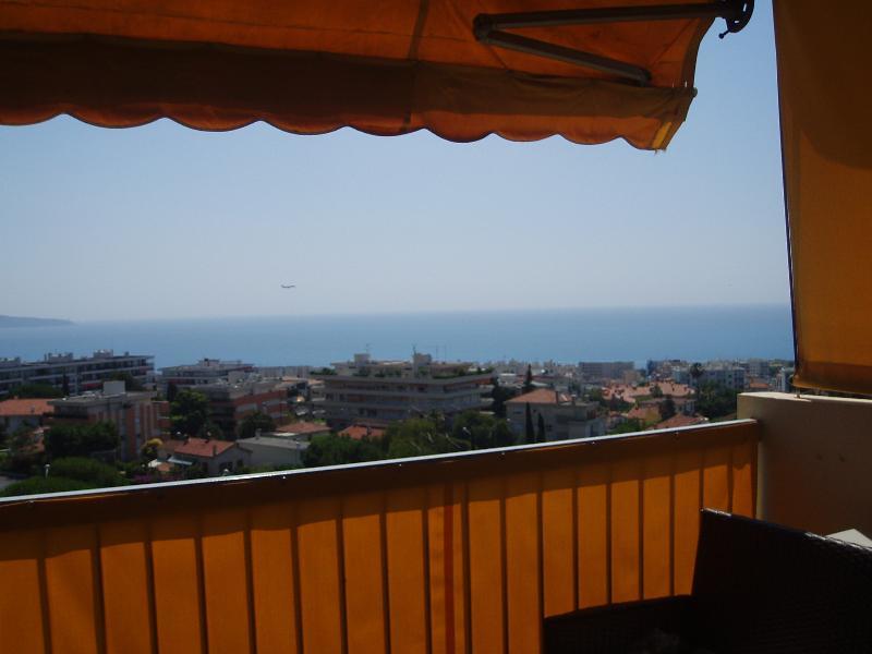vue de la terrasse seawiew