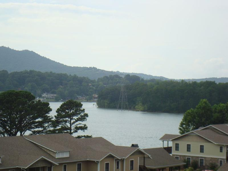 Luxury 3 BR Townhome on Chatuge! Covered Dock, Kayaks, Canoe, P Boards Included!, vacation rental in Young Harris