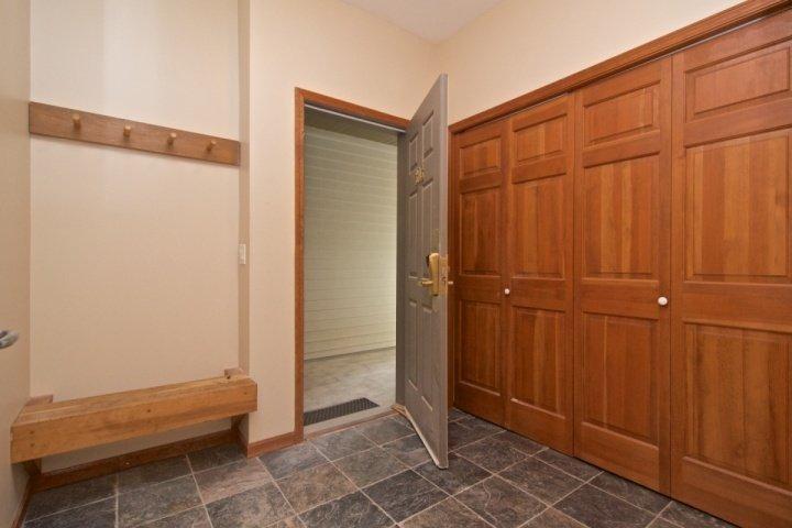 Front Foyer / Schlamm Raum ideal für Ihren Ski und Schuhe