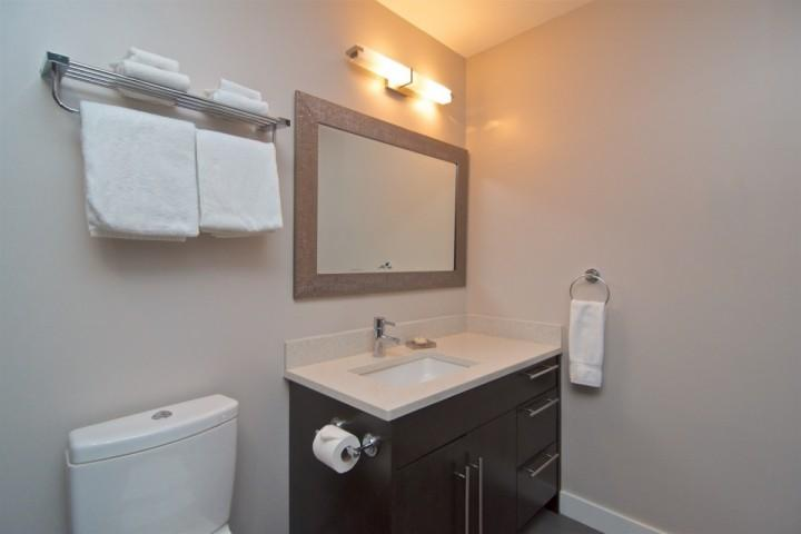 Both bathrooms are fully remodeled