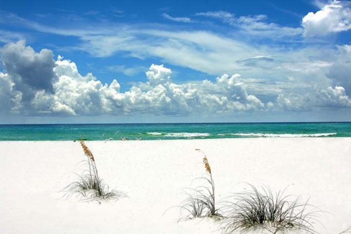 Vista a la playa - Destin Beach