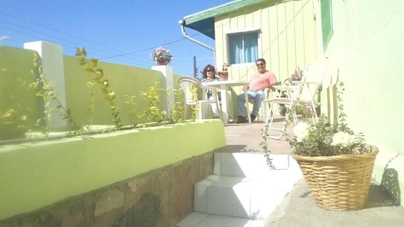 Typical House in Cerro Yungay, holiday rental in Valparaiso