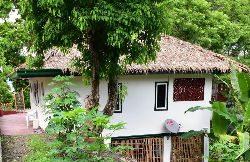 Studio in green setting near beach, holiday rental in Mindoro