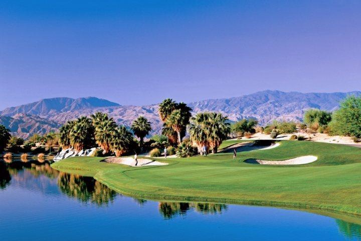 Palm Desert heeft een enorme selectie van golfbanen!