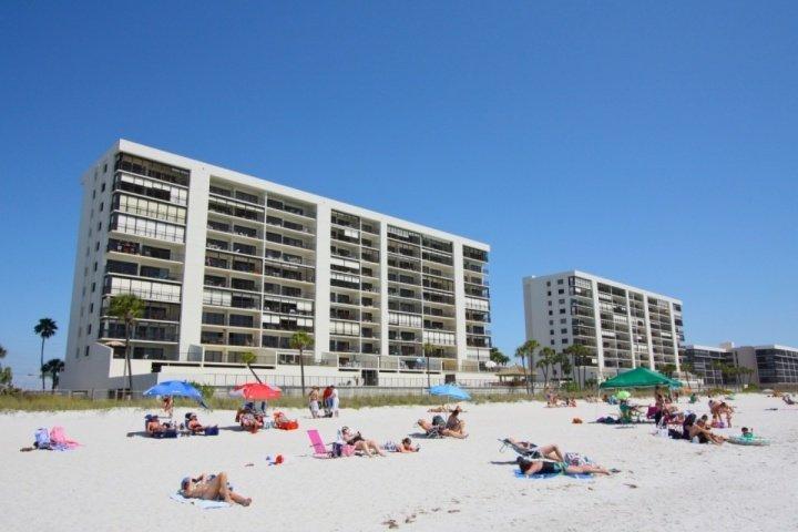 Área Ocean Sands Beach