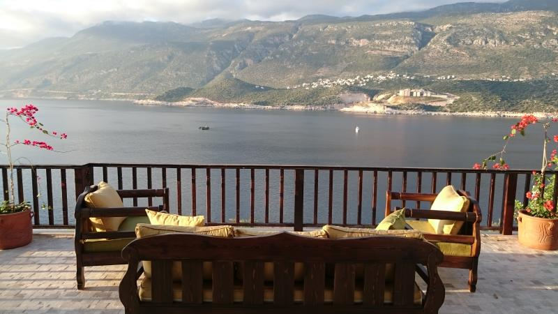 great views from your terrace