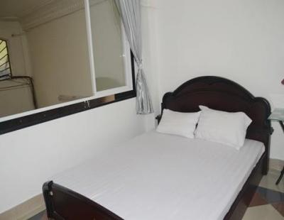 Serviced studio near Ben Thanh, holiday rental in Ho Chi Minh City