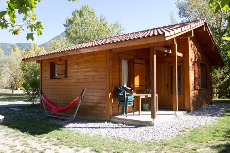 one of our cottages in Hautes-Alpes
